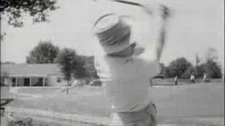 Sam Snead Swing Montage